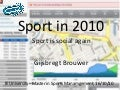 Sports 2.0 version for IE university Madrid - Master of Sports Management