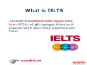 IELTS Online Exam and Test Format