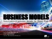 Designing Your Business Model