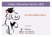 Ies presentation education
