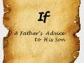 If.. A Father's Advice To His Son