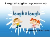 Laugh-a-Laugh Game App