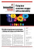 Management briefings: Fixing how consumers engage on sustainability