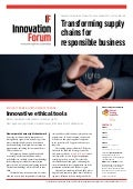 Transforming supply chains for responsible business
