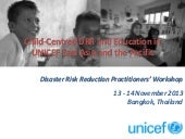 Session 3: IFRC Presentation UNICEF...