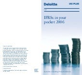Ifrs In Pocket 2006