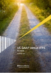 IFRS VS USGAAP 2012