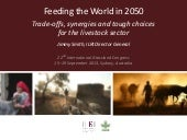 Feeding the World in 2050: Trade-of...