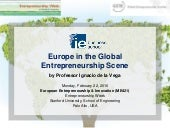 Europe in the Global Entrepreneursh...