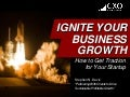 Ignite Your Business Growth: How to Get Traction for Your Startup 03112015