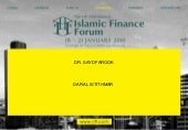 Islamic Bank Treasury and Interbank...