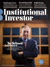 Institutional Investor Magazine Apr...