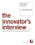 Innovator Interview: Daryl Dunbar, Reed Elsevier