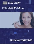 Iis an it makeover: The challenge of creating a truly modern global enterprise