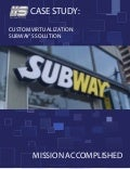 Custom Virtualization: Subway's solution - an IIS Case Study
