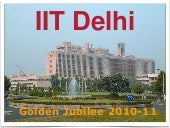 IITD Golden Jubilee 20102011
