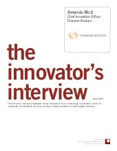 Innovator Interview: Amanda West, T...