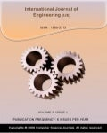 International Journal of Engineering (IJE) Volume (3)  Issue (1)