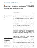 International Journal of Wine Research 2013