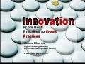 Innovation : Fresh Practice