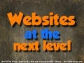 Websites at the Next Level