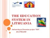 Ils  education in l ithuania