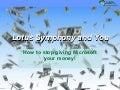 Ilug 2008 - Lotus Symphony and You - How to stop giving Microsoft your money