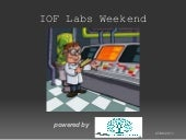 IOF Labs Weekend - Android (27082011)