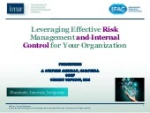 Leveraging Effective Risk Managemen...
