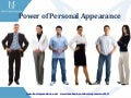 Employees Empowerment Program - Power Of Personal Presence