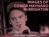 Images of Conor Maynard live in Bri...