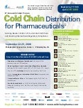 6th Annual Cold Chain Distribution for Pharmaceuticals