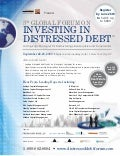 5th Global Forum on Investing in Distressed Debt