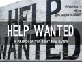 IMLS WebWise 2014 Help Wanted In Search of the Right Evaluator