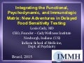 Integrating the Functional, Psychodynamic, and Immunologic Matrix: New Adventures in Delayed Food Sensitivity Testing - IMMH Brazil 2015