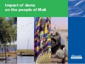 Impact of Dams on the People of Mali