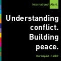 International Alert Impact Report 2009