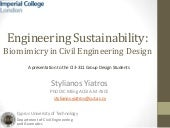 [Group Design Projects] Sustainabil...