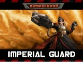 Imperial Guard Armageddon Suppliment