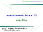 Imperialismo do seculo XIX - Neocol...