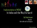 Implementation of accessibility & wcag in india and the way forward