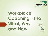 What is Workplace Coaching and why ...
