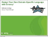 Implementing Groovy Domain-Specific...