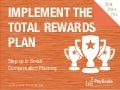 Implement the total rewards plan: eBook sneak peak