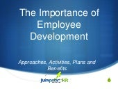 How to Develop an Employee Developm...
