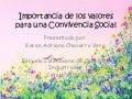 Valores De La Convivencia Social Wikipedia