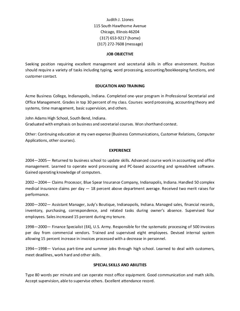 need a resume template with feature film information and special – Resume Improved