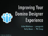 Improving Domino Designer ICON UK