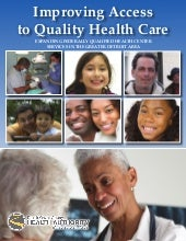 Improving access to quality health ...