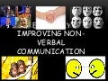 Improving non verbal communication